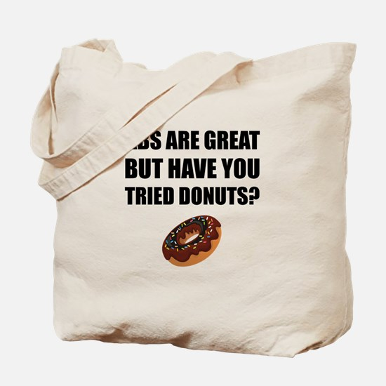 ABS Great Tried Donuts Tote Bag