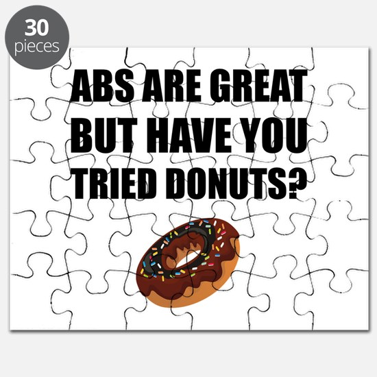 ABS Great Tried Donuts Puzzle
