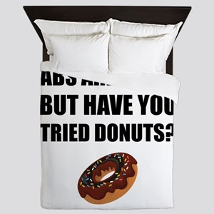 ABS Great Tried Donuts Queen Duvet
