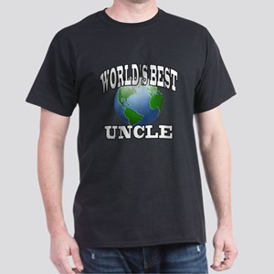WORLD'S BEST UNCLE Dark T-Shirt