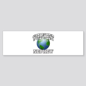 WORLD'S BEST NEPHEW Bumper Sticker