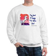 Naughty Unicorn Sweatshirt