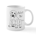 Adopt Me Puppy Mugs