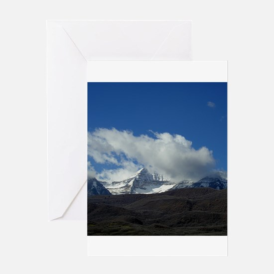 Beautiful Timpanogos View Greeting Card