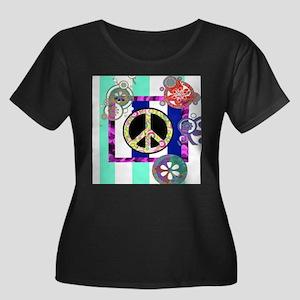 q Plus Size T-Shirt