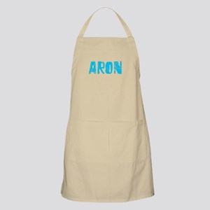 Aron Faded (Blue) BBQ Apron
