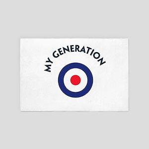 My Generation 4' x 6' Rug
