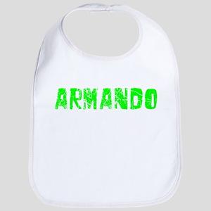 Armando Faded (Green) Bib