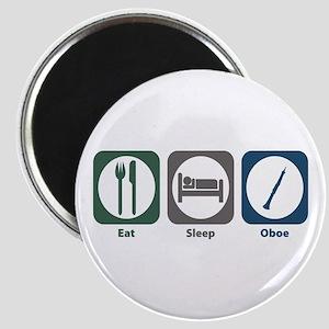 Eat Sleep Oboe Magnet