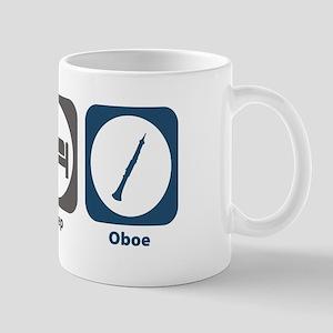 Eat Sleep Oboe Mug