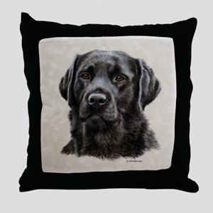 Dickens Throw Pillow