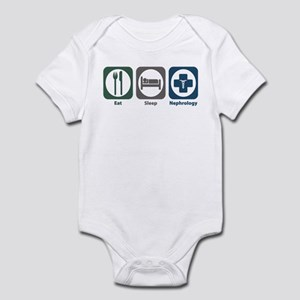 Eat Sleep Nephrology Infant Bodysuit