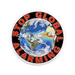 "Stop Global Alarming 3.5"" Button"
