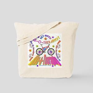 Bike-O-Theraphy Tote Bag