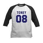 Toney 08 Kids Baseball Jersey