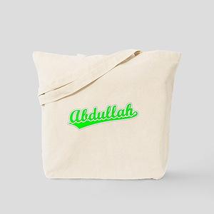Retro Abdullah (Green) Tote Bag