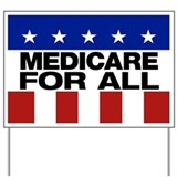 Medicare Yard Signs