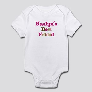Kaelyn's Best Friend Infant Bodysuit
