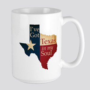 Texas in my Soul Mugs