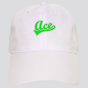 Retro Ace (Green) Cap