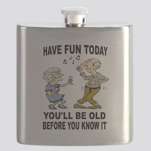 HAVE FUN NOW Flask