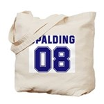 Spalding 08 Tote Bag