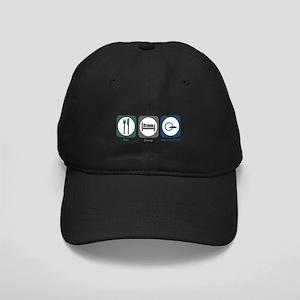 Eat Sleep Meteorology Black Cap