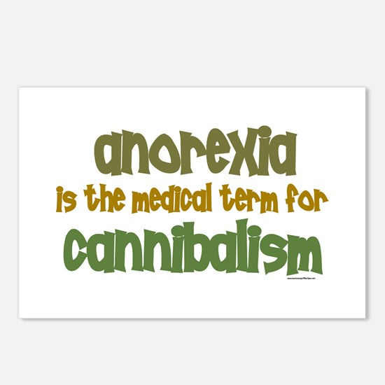 Medical Term 1.1 (Anorexia) Postcards (Package of