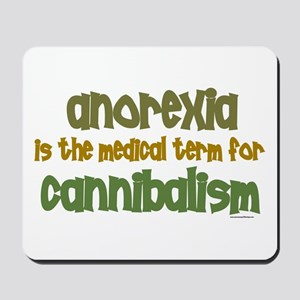 Medical Term 1.1 (Anorexia) Mousepad