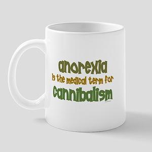 Medical Term 1.1 (Anorexia) Mug