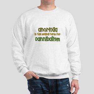 Medical Term 1.1 (Anorexia) Sweatshirt