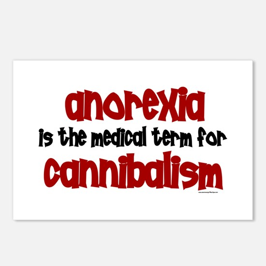 Medical Term 1.3 (Anorexia) Postcards (Package of