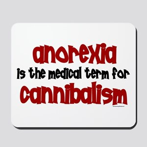 Medical Term 1.3 (Anorexia) Mousepad