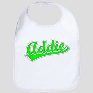 Retro Addie (Green) Bib