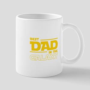 Best Dad In The Galaxy Mugs