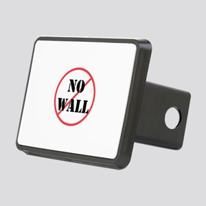 No wall, no deportations Hitch Cover