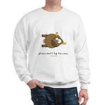 tip the cow Sweatshirt
