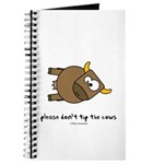 tip the cow Journal