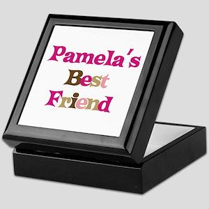 Pamela's Best Friend Keepsake Box