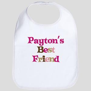Payton's Best Friend Bib