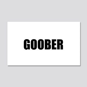 Goober Wall Decal