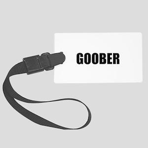 Goober Luggage Tag