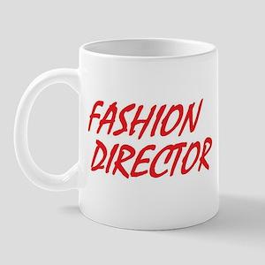 Fashion Director Mug