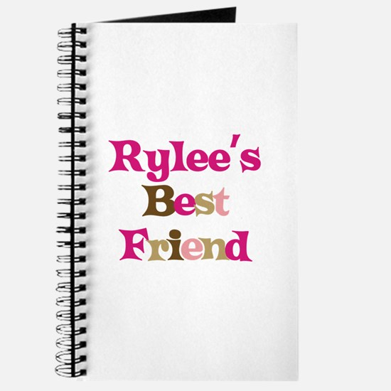 Rylee's Best Friend Journal