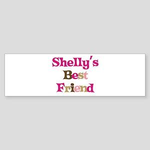 Shelly's Best Friend Bumper Sticker