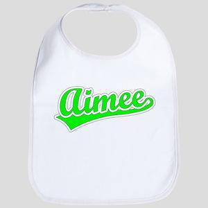 Retro Aimee (Green) Bib