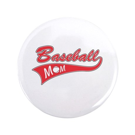 "Super Mom / Mother's Day 3.5"" Button"