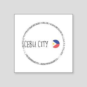 Cebu City Sticker