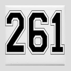 261 Tile Coaster