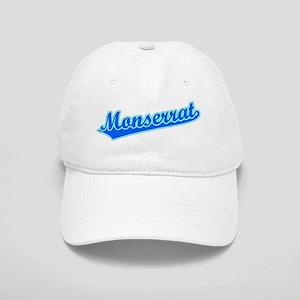 Retro Monserrat (Blue) Cap